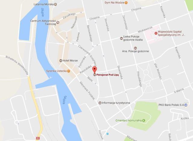 mapa_pensjonat_pod_lipa